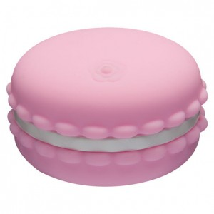 Masażer - Kawaii Macaroon Massager Rose