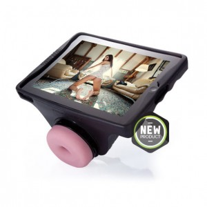 Fleshlight - Przystawka do iPad Launchpad (iPad Mount)