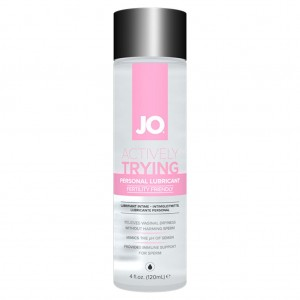 Lubrykant - System JO Actively Trying (TTC) Original Lubricant 120 ml