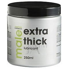 Cobeco Male Extra Thick Lubricant Preparat do nawilżania 250ml