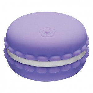 Masażer - Kawaii Macaroon Massager Blackcurrant Violet