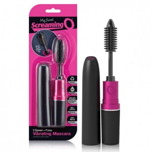 Wibrująca mascara - The Screaming O Vibrating Mascara Wand