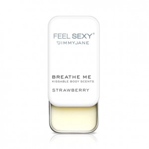 Perfumy do ciała - Jimmyjane Breathe Me Body Scents Strawberry