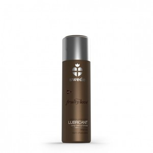 Lubrykant owocowy - Swede Fruity Love Lubricant Dark Chocolate 50 ml