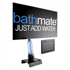 Ekspozytor - Bathmate Hydromax X30 Display Unit