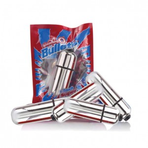 Mini wibrator - The Screaming O The Screaming O Bullet Silver