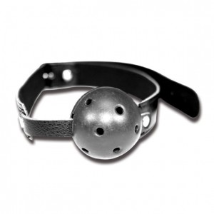 Knebel do ust - S&M Breathable Ball Gag