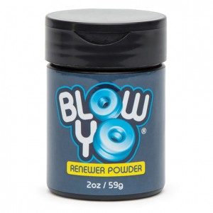 Puder odświeżający do masturbatora - BlowYo Refresh Powder