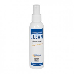 Spray czyszczący - Hot Clean Disinfecting & Cleaning Spray