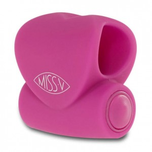 Wibrator na palce - Miss V Sweetheart Passion Pink